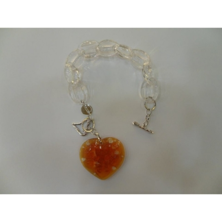 Bracciale Kulto ICE Orange
