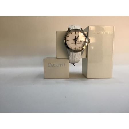 Orologio Cesare Paciotti Time Style Bianco